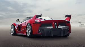 ferrari coupe rear 2015 ferrari fxx k rear hd wallpaper 5
