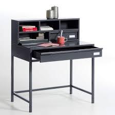 bureau enfant metal bureau métal hiba gris la redoute interieurs la redoute