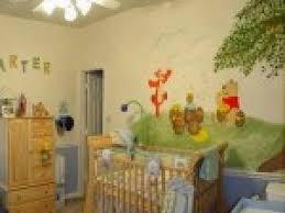 chambre winnie l ourson pour bébé deco chambre bebe winnie l ourson par photosdecoration