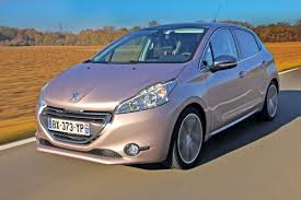 peugeot 208 e hdi review auto express