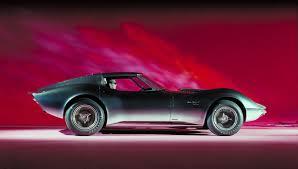 cars that look like corvettes cars of futures past 1965 corvette mako shark ii hemmings daily