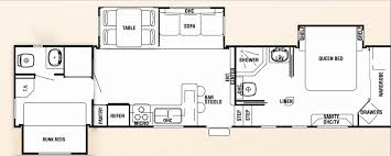 fleetwood fifth wheel floor plans 5th wheel camper floor plans inspirational lifestyle rolls out