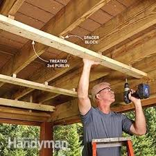 under deck roof family handyman