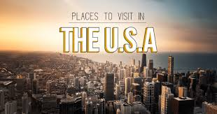 Places To Visit In The Usa Shared By Travel Bloggers