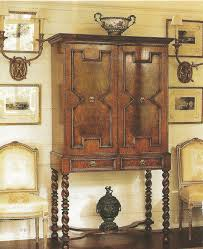 Hide A Bar Cabinet Use An Antique Cabinet To Hide A Tv Screen Tv And Billiards