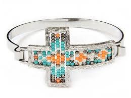 beaded cross bracelet images Beaded bracelet the quiet witness jpg