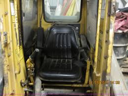 1991 new holland l555 deluxe skid steer item d1368 sold