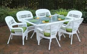 white wicker patio furniture free home decor White Wicker Outdoor Patio Furniture