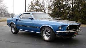 Black Mustang 1969 1969 Ford Mustang Mach 1 Fastback F267 Houston 2013