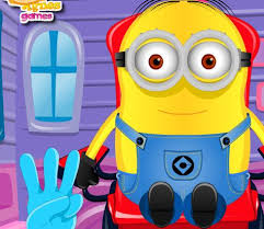 minions kids coloring game minion games