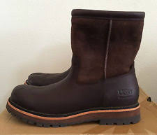 ugg boots australia mens ugg australia slip on boots for ebay