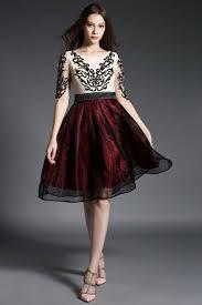 dress pattern brands 2015 spring summer designer women s dresses nude color top black