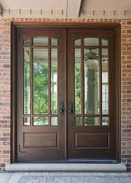 Outside Entryway Decor Best 25 Exterior Doors With Glass Ideas On Pinterest Front