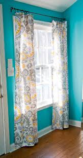 12 diy curtains u2014no sewing required brit co