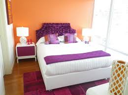 Bedroom Decorating Ideas With Purple Walls Bedroom Furniture Colors For Bedrooms Purple Painted Walls White