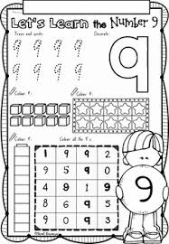 let u0027s learn numbers 1 to 10 worksheets in nsw foundation font for