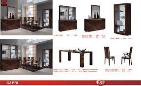 capri 5pc dining set 3 349 00 sa furniture san antonio capri 5pc dining set