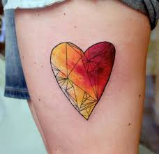 amazing heart tattoos to melt your heart
