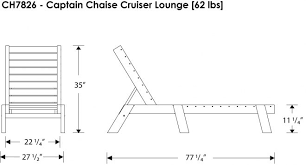 Patio Furniture Dimensions Patio Furniture Dimensions Outdoor Chaise Lounge Dimensions
