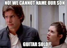 Leia Meme - leia solo star wars harrison ford carrie fischer dont read right