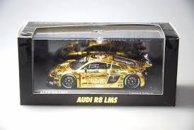 Audi R8 Gold - tarmac works x minichamps 1 43 audi r8 lms gt asia 2016 2nd place