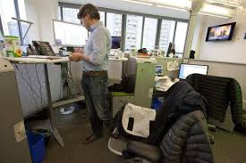 Sit Stand Desk Vancouver by Why One Man Ditched His Standing Desk For Good The Globe And Mail