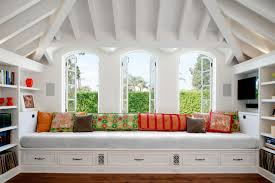 Cozy Height Of Banquette Seating 10 Window Seats Reading Nooks And Other Cozy Indoor Spots