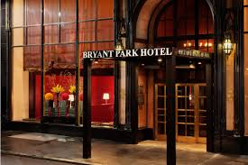 bryant park hotel midtown luxury hotel new york hotel reservations