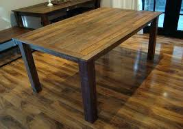 rustic kitchen table u2013 subscribed me