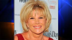 how to cut joan lundun hairstyle joan lunden former gma host announces she has cancer ktla