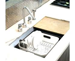 Kitchen Sink Dish Rack Small In Sink Dish Drainer Home And Sink