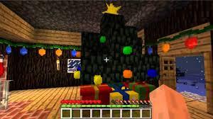 minecraft christmas craft youtube