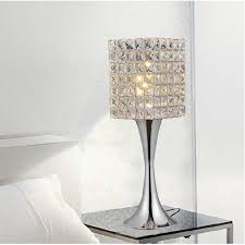 lamps crystal lamps standing lamps crystal look table lamp for