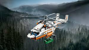 heavy lift helicopter big cargo big details big build