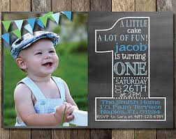 chalkboard first birthday invitation chalkboard birthday