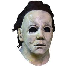 michael myers mask michael myers mask with hair ii party city canada