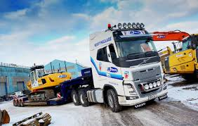 volvo heavy ab2000 strengthens heavy haulage fleet heavyliftpfi com