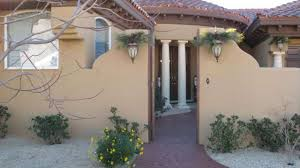 spanish style homes exterior paint yellow art of graphics online