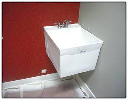 wall mount laundry sink wall mount laundry tub utility sink medium size of pertaining to