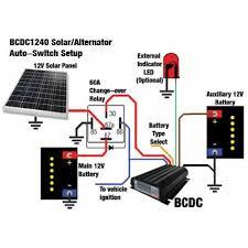 redarc smart start bcdc1240 battery charger car audio
