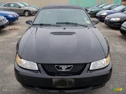 2000 Black Mustang Gt 2000 Black Ford Mustang V6 Convertible 58852689 Gtcarlot Com
