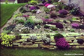 Small Sloped Garden Design Ideas Slope Garden Garden Design Ideas On A Slope Photo 3 Small Slope