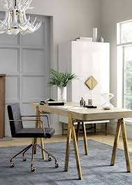 white gold office chair starburst file cabinet calypso table l rue cambon white gold