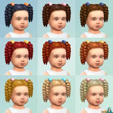 childs hairstyles sims 4 the sims 4 toddler stuff cas overview snw simsnetwork com