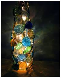 Christmas Light Ideas by Diy Soda Wine Bottle Night Light Recycled Christmas Lights Idea