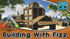 Home Design Evolution by Ark Survival Evolved Building W Fizz Pve Base Build Idea No