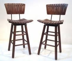 out door bar stools rustic outdoor bar stool foter