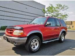 99 ford explorer 2 door 1999 ford explorer sport 2 door 4x4 orange loaded sharp look runs