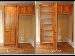 how to build a wood cabinet with doors pantry cabinet pantry cabinet door ideas youtube