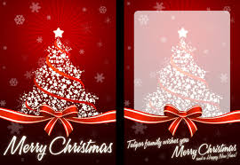 christmas cards how to create your own christmas card ready for print tutzor